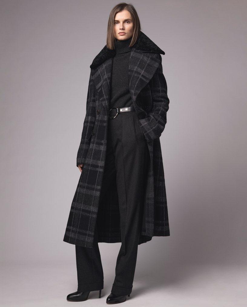 The Skylar Coat