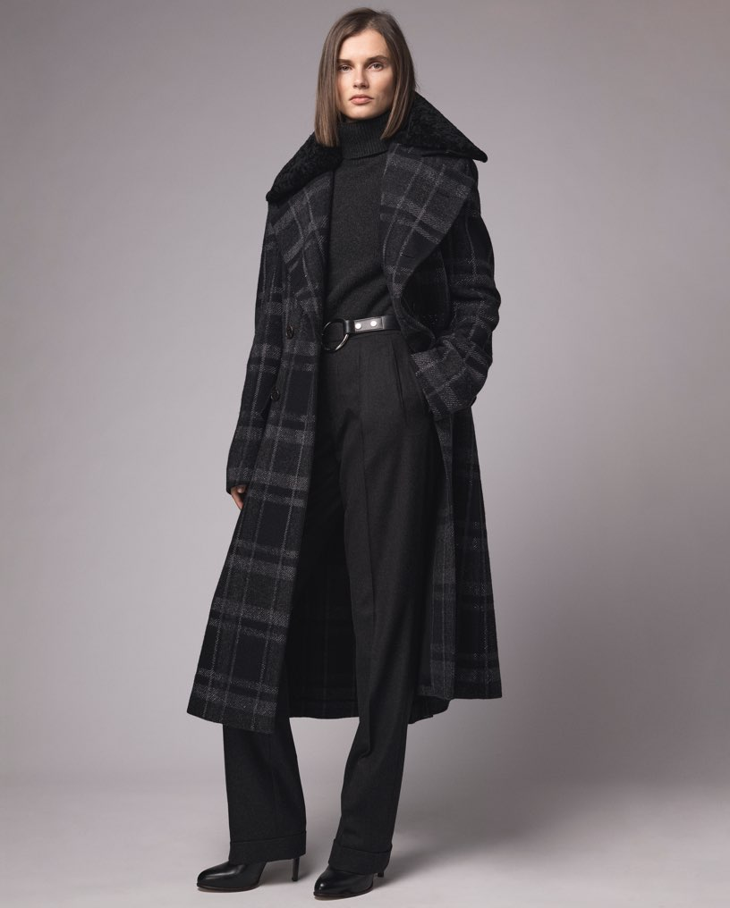 The Skylar Coat