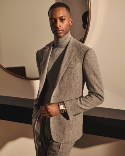 Kent Handmade Cashmere Suit
