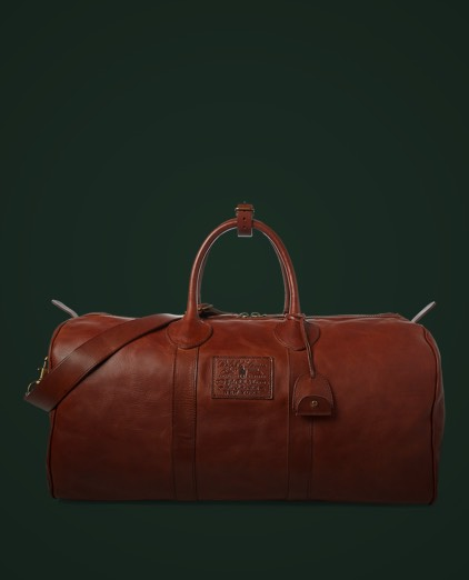 Heritage Leather Duffel