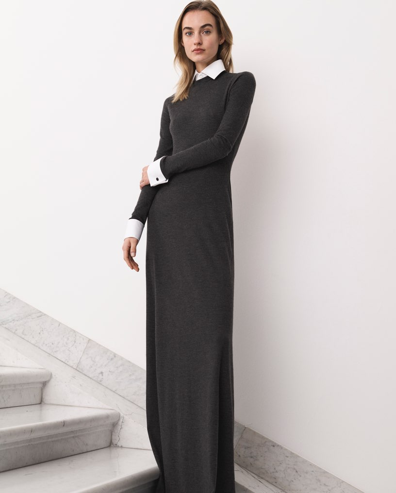 The Worsted Dress