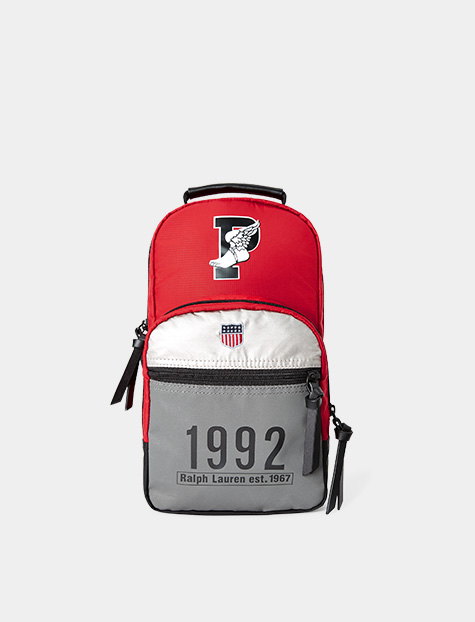 Winter Stadium Crossbody Bag