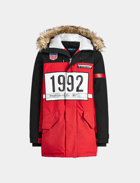 Parka Winter Stadium