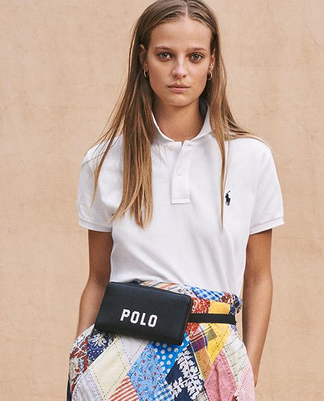 Slim-Fit Polohemd