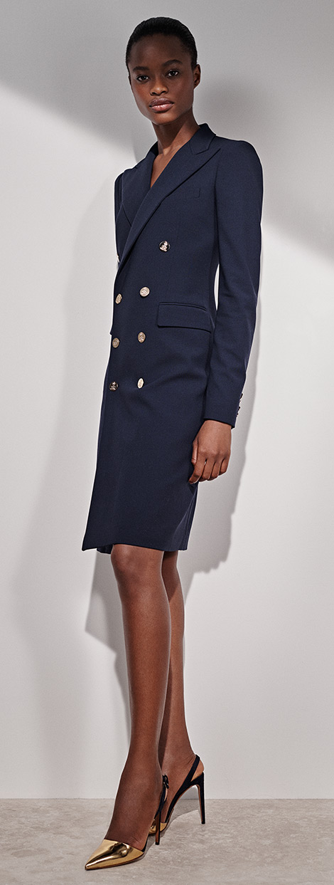 Kleid Wellesly aus Wollmischung