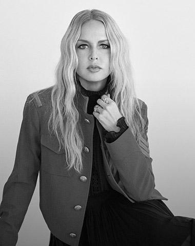 Photograph of Rachel Zoe