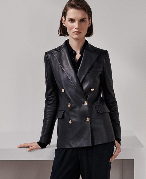 Camden Leather Jacket